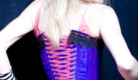 corset pinUp
