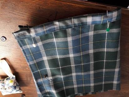 robe-de-mariee-medievale-tartan
