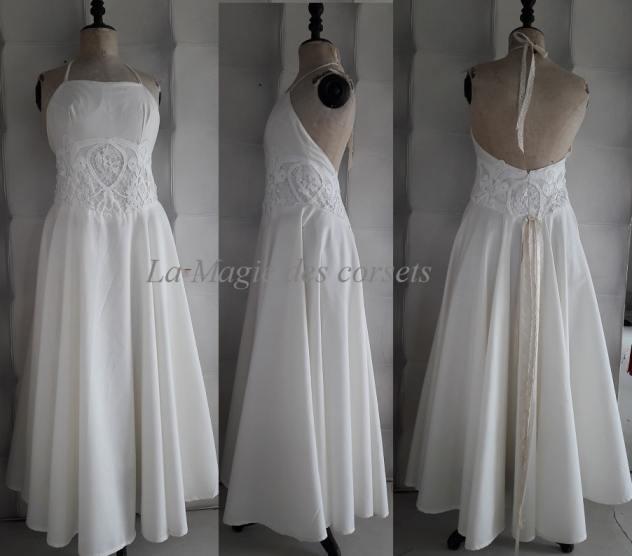 robe de mariée de fée