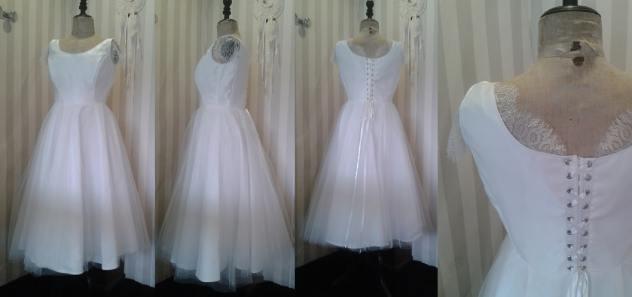 robe de mariée dirty dancing