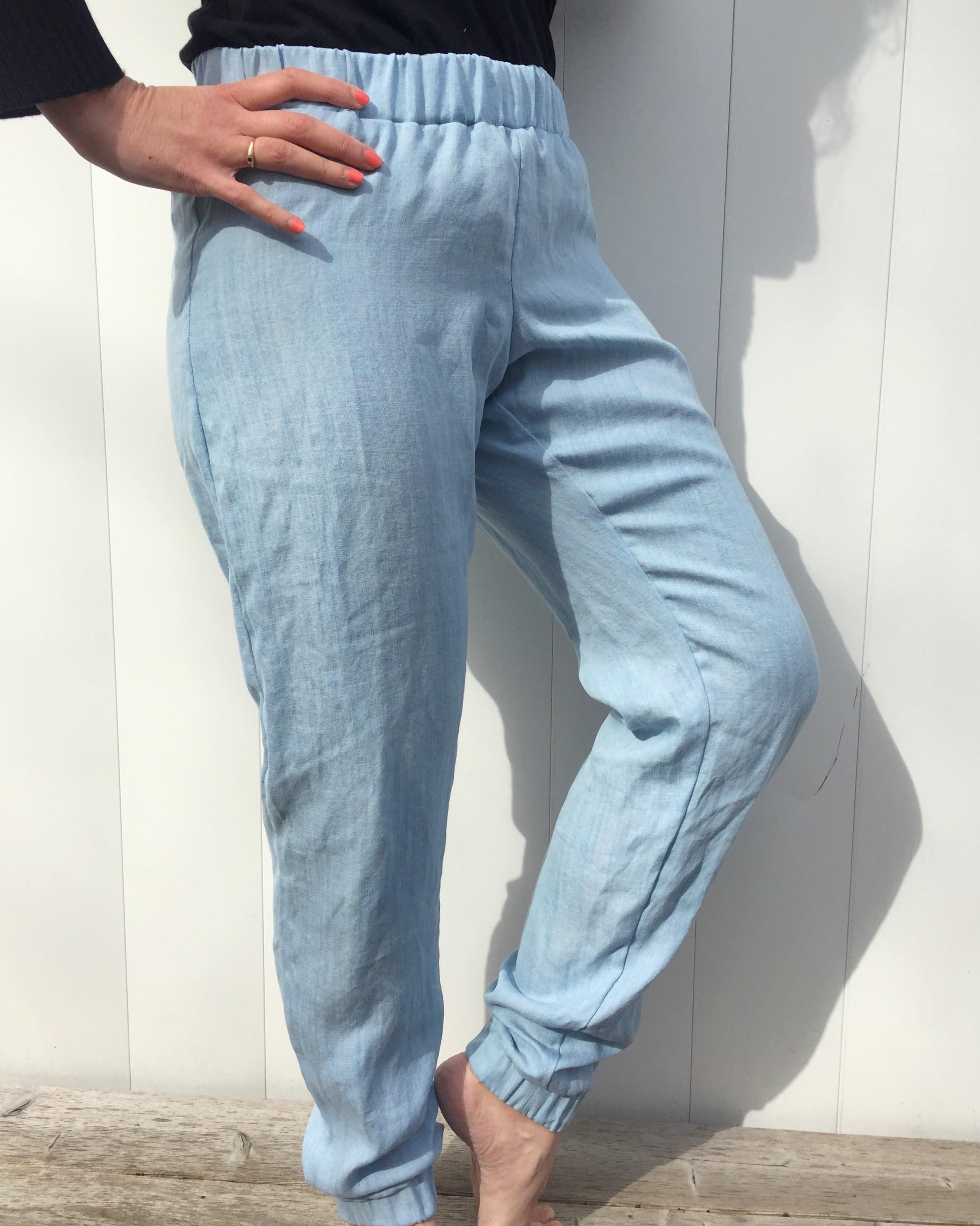 Le deuxième pantalon Hector
