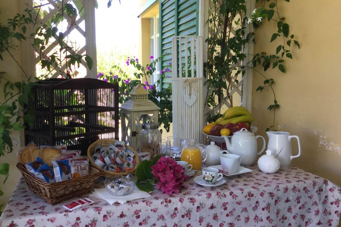 Breakfast - B&B La Magnolia - Ingurtosu, Sardegna