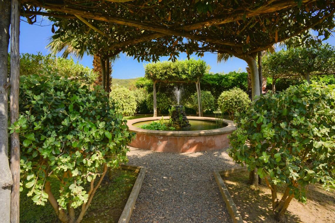 Il giardino - B&B La Magnolia - Ingurtosu, Sardegna