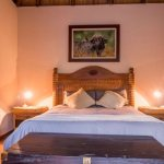 Phuti Lodge - bedroom
