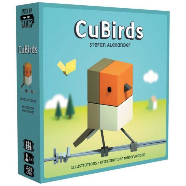 Cubirds 2 à 5 joueurs 8 ans +