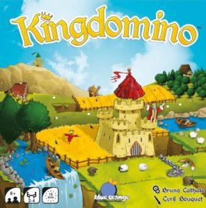 Kingdomino 2 à 4 joueurs 8 ans +