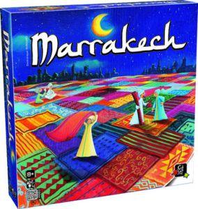 Marrakech 2 à 4 joueurs 8 ans +