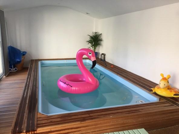 Le spa de nage