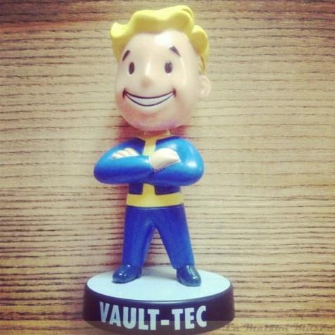 Bobblehead Nodder Fallout 3
