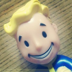 Head Fallout 3 PipBoy