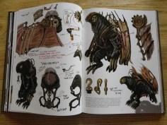 Artbook The Art of BioShock Infinite Character Songbird