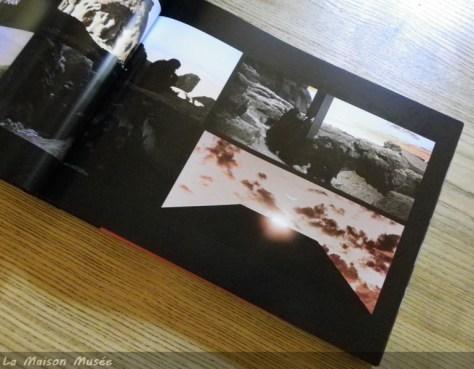 Images tournage 2001 Odyssee de l'espace