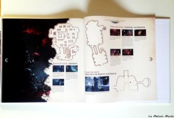 carte emplacement secrets castlevania