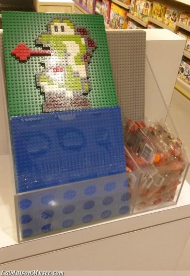 Yoshi LEGO