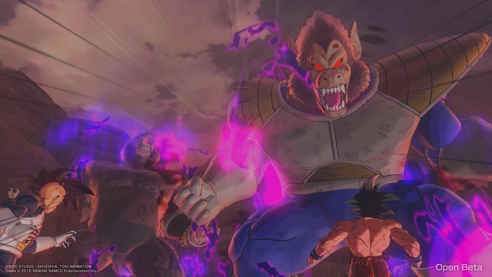 [Aperçu et démo] Dragon Ball Xenoverse 2, essai d'une Bêta décevante