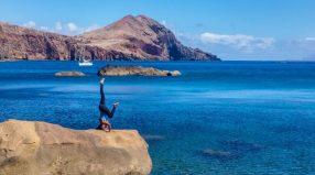 Yoga au Bord de Mer