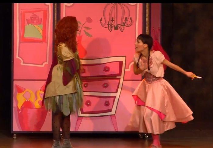 hi ha res mes avorrit que ser una princesa rosa