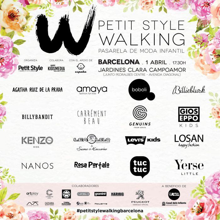Que Mama Style El 2017 Pot Primavera La Walking Petit Fa Y7gb6fy