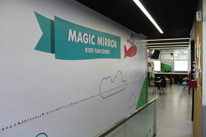 Magic Mirror Barcelona