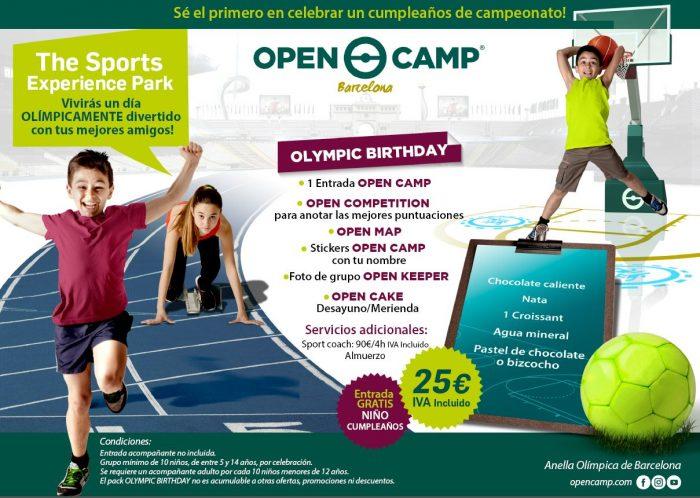 open camp
