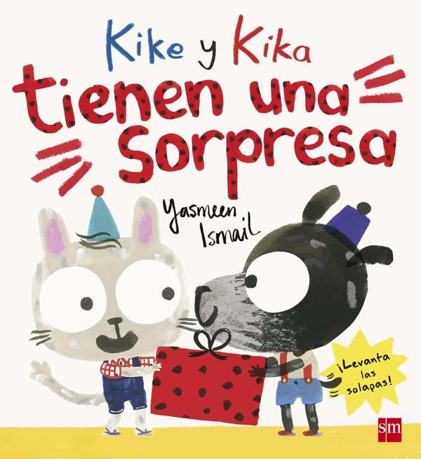 Kike y Kika tienen una sorpresa
