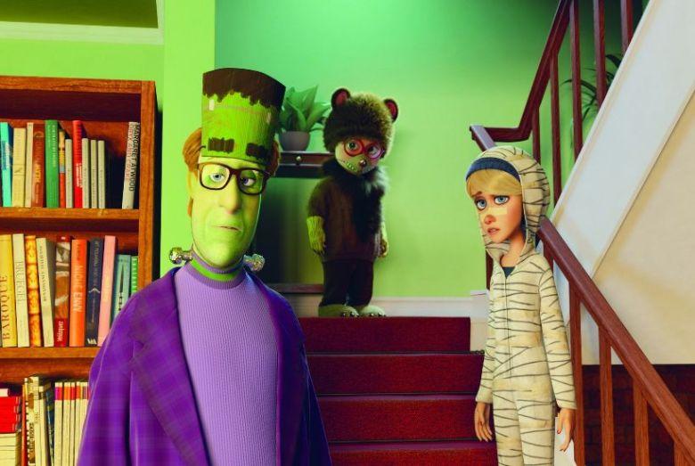 Una familia feliz, la película