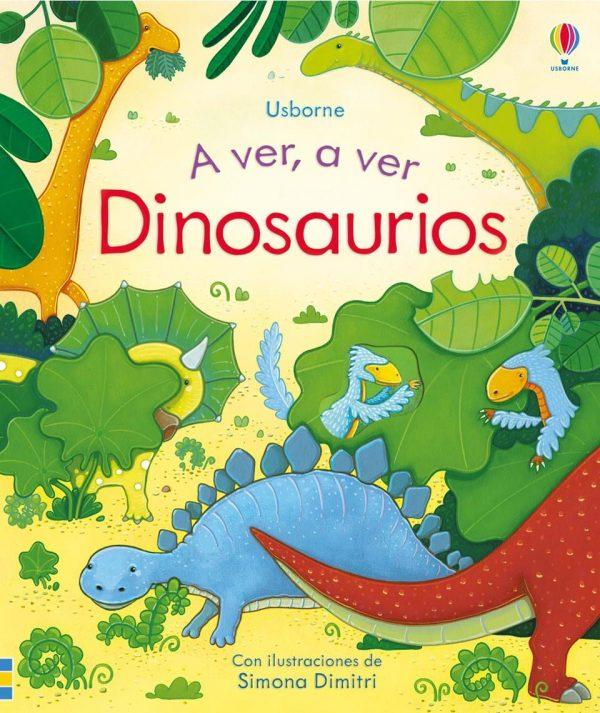 a ver a ver dinosaurios