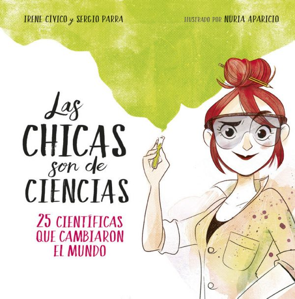 AS CHICAS SON DE CIENCIAS
