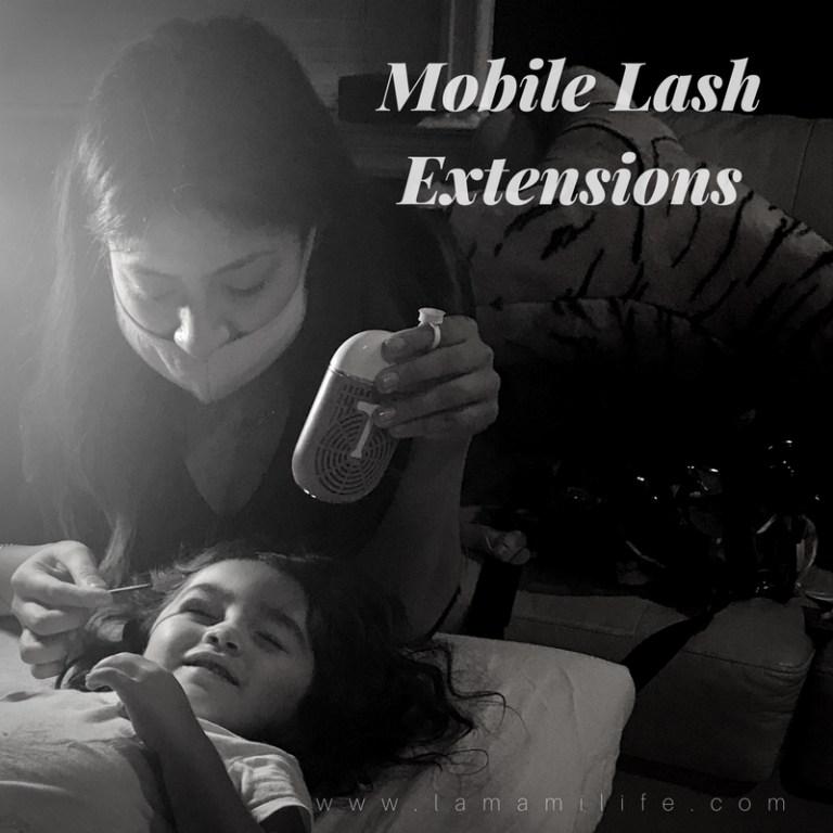 Mobile Lash Extensions