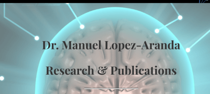 Screen Shot of Dr. Lopez web site and link.
