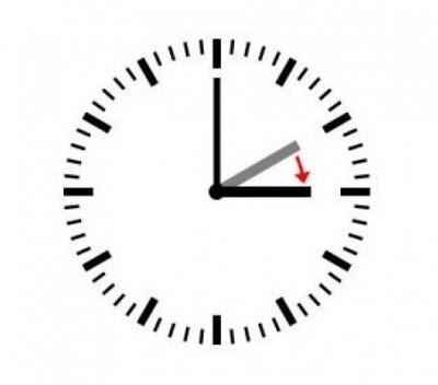 ÚLTIMA HORA: Cataluña no cambiara la hora mañana sábado y a las 3 seguirán siendo las 3