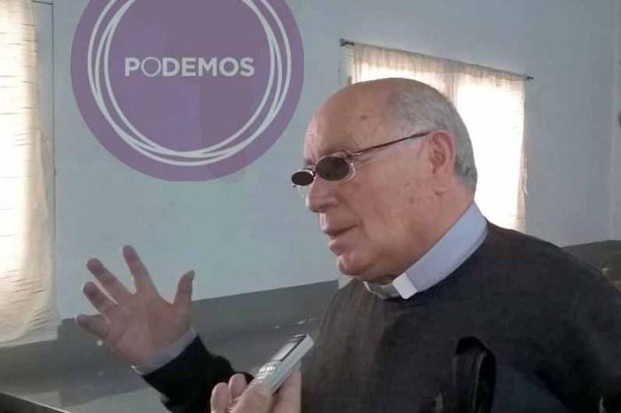 Un cura de Tarancón (Cuenca) dice en la homilía  que deja la Iglesia para apuntarse a Podemos