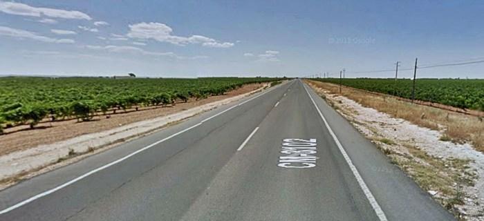 Un joven de Tomelloso pillado circulando a 255 km/h en su primer día con el carnet
