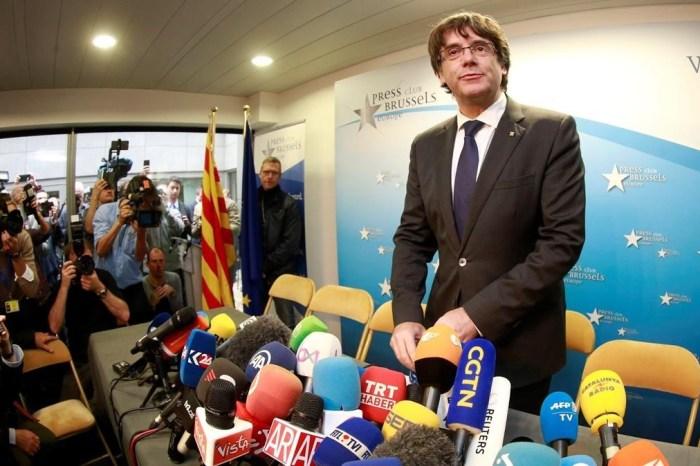 Puigdemont hará escala en el aeropuerto Albacete en su vuelta de Bruselas