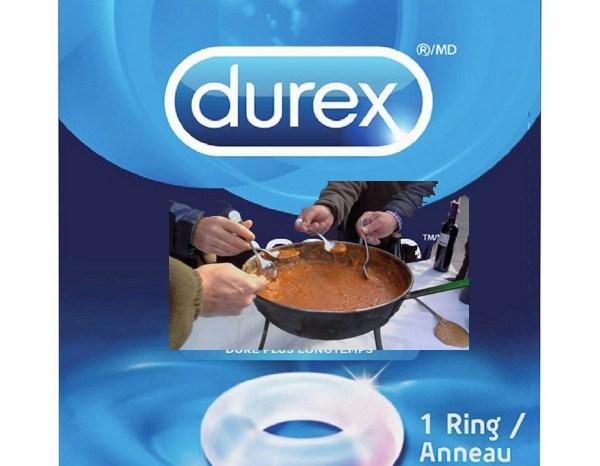 Durex crea preservativos con sabor a gachas