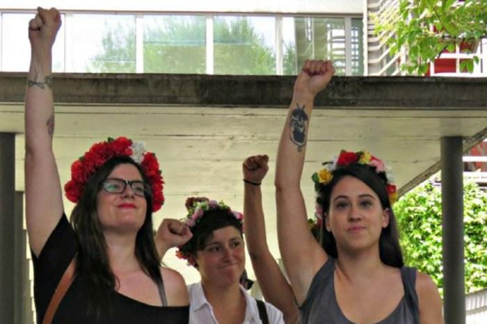 A la asociación FEMEN le sale competencia, un joven de Tomelloso crea la asociación PENEM
