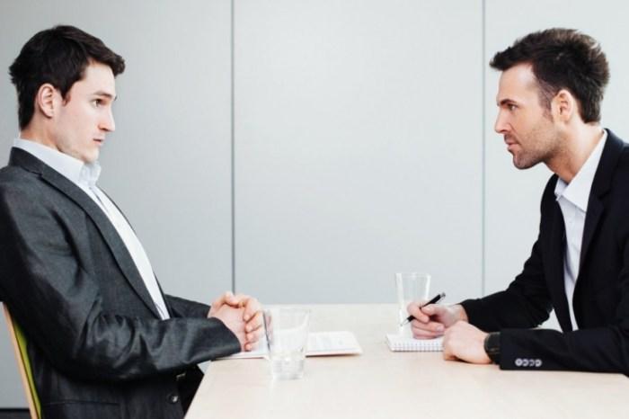 """Un chico de La Alberca no supera su primera entrevista de trabajo por que entró diciendo """"Rapidico que me estoy cagando"""""""