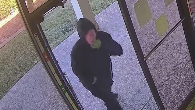 Intenta robar un banco en Villarrobledo y es detenido porque entró sin mascarilla