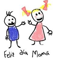 A todas las mamá del mundo!