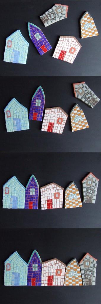 Maisons atelier enfants