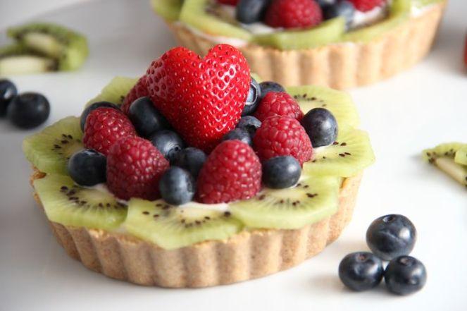 tartelette fruit