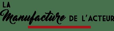 Logo Manufacture de l'acteur