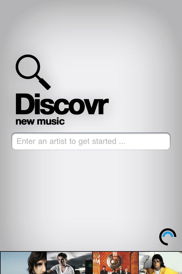 Discovr: Descubre música que va contigo [App iOS] (2/4)