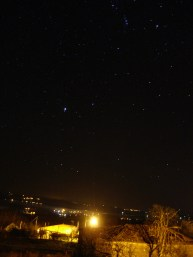 Constelación de Canis Maior