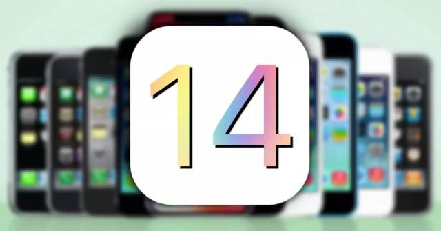 iPhone compatibles con iOS 14 iPhoneOS 14