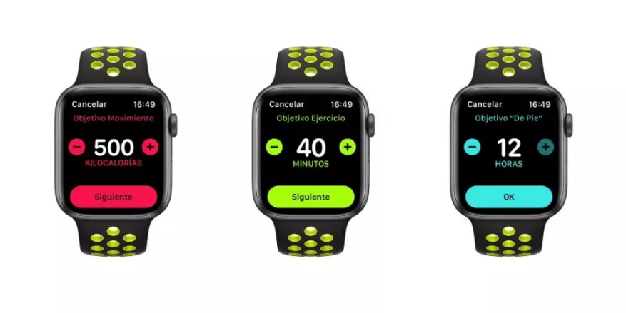 Changer les sonneries Apple Watch