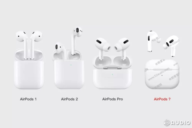 AirPods line