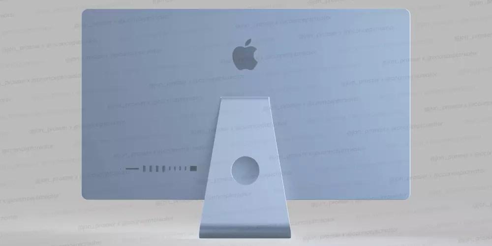 iMac rediseñado jon prosser