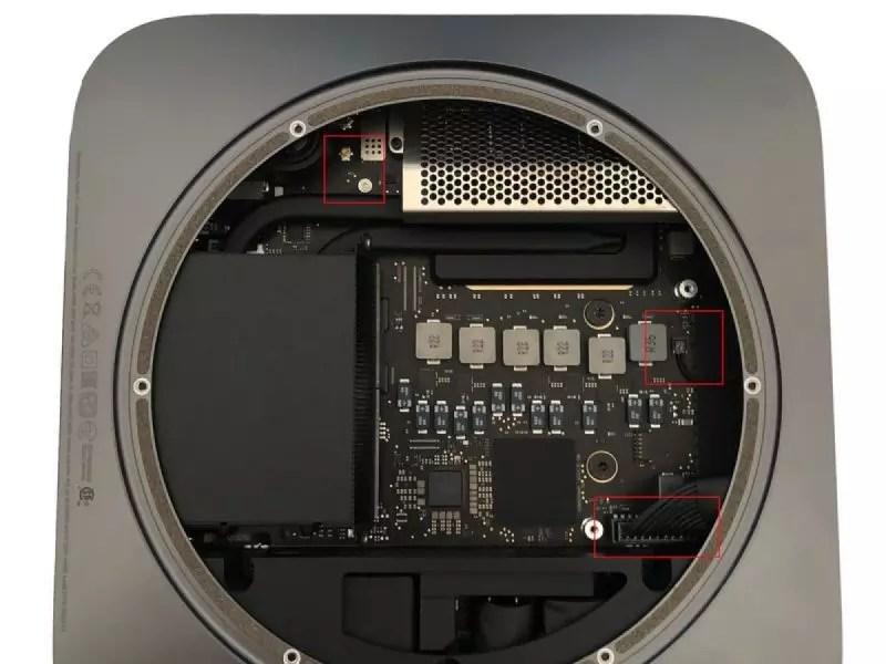 actualizar RAM Mac mini