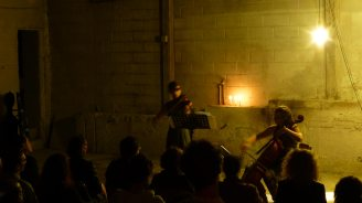 The Rhythm Method avec Meaghan Burke & Marina Kifferstein - ⓒ Pierrick Hardy